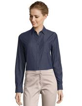 Women`s Denim Shirt Barry