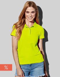 Short Sleeve Polo for women