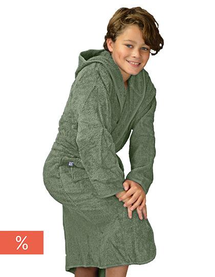 Boyzz & Girlzz® Hooded Bathrobe